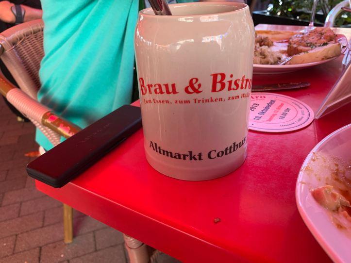Brau and Bistro Altmarkt Cottbus Germany