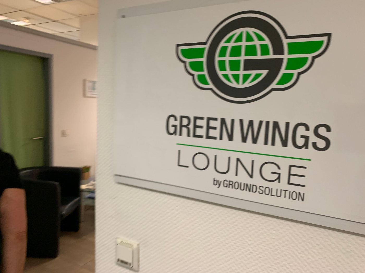 Green Wings Lounge Berlin Schönefeld Airport Priority Pass