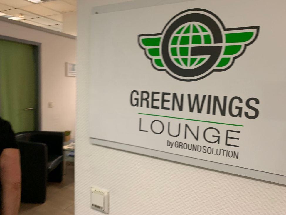 Green Wings Lounge Berlin Schönefeld Airport Priority Pass