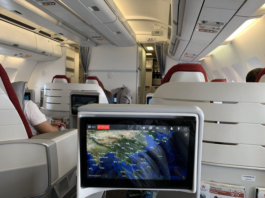 Hong Kong Airlines BKK to HKG
