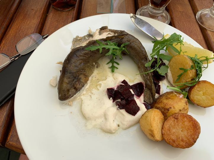 Lunch in Opole Poland