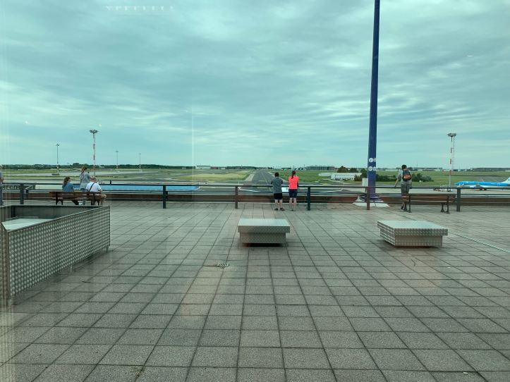 Observation Deck Berlin Schönefeld Airport Priority Pass Lounge