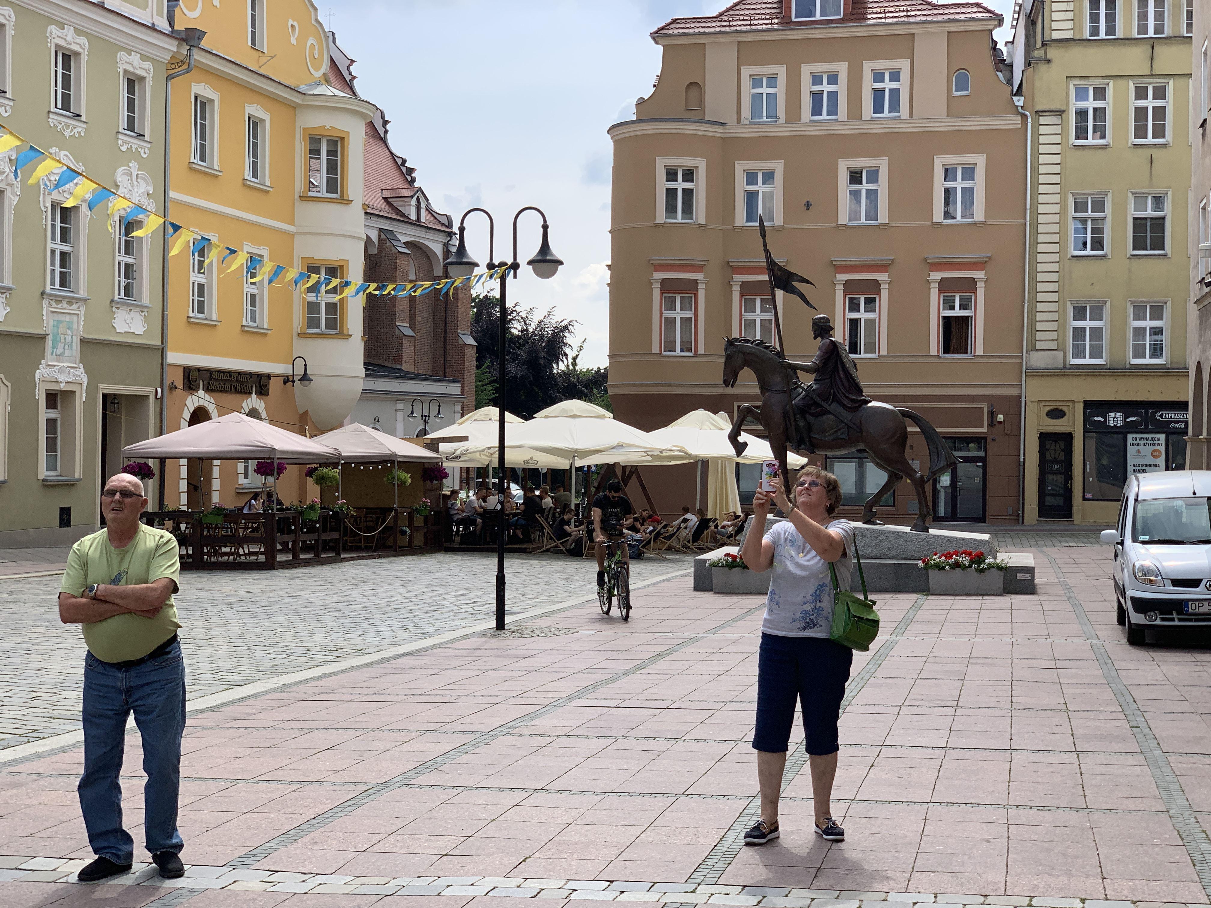 Opole Poland Square