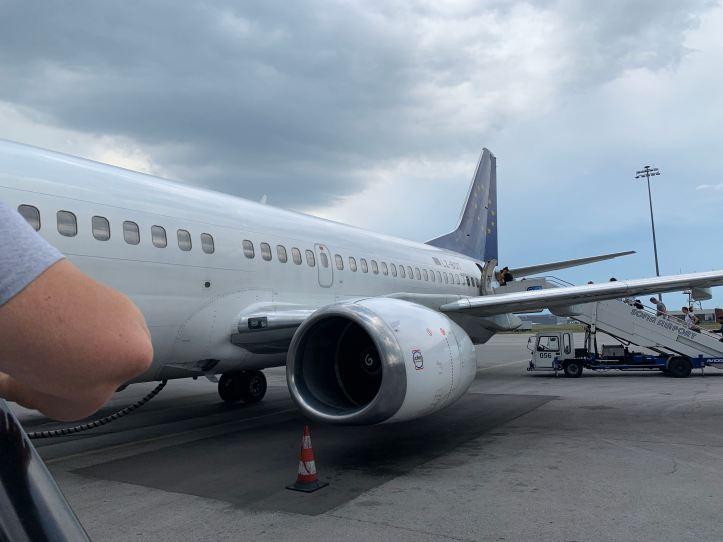 Bulgaria Air 737