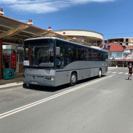 Burgas Sunny Beach Bus