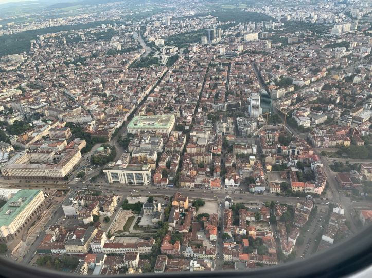 Ryanair Berlin to Sofia Flexi Plus
