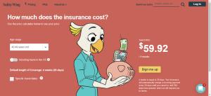 SafetyWing or World Nomads Travel Medical Insurance