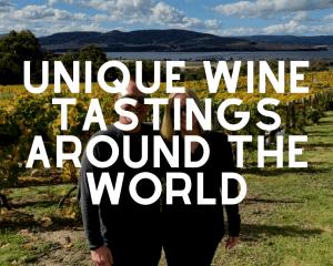 Unique Wine Tastings Around the World