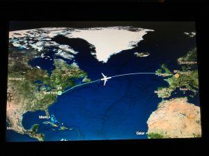 Brussels Airlines JFK-BRU