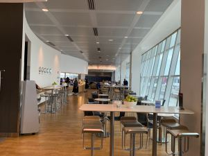 Lufthansa Business Lounge JFK Terminal 1