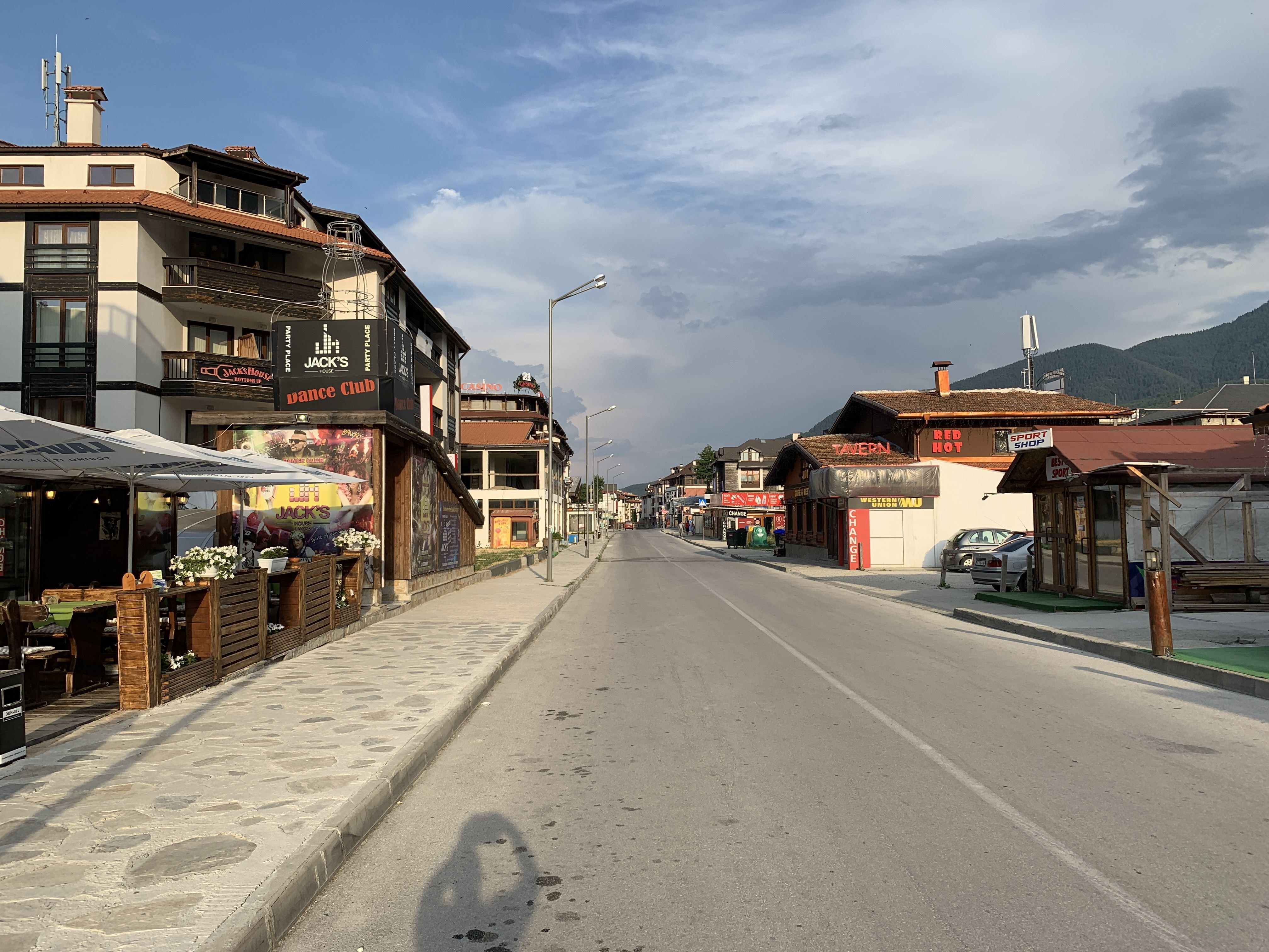 Summer in Bansko Bulgaria