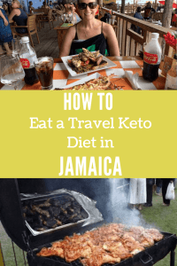 How to eat a travel keto diet in Jamaica