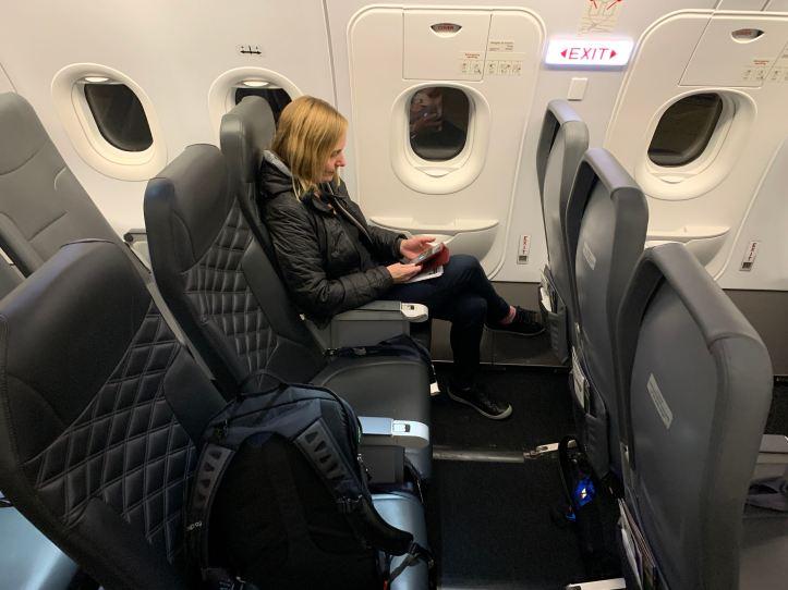 Frontier Upgrade Seat