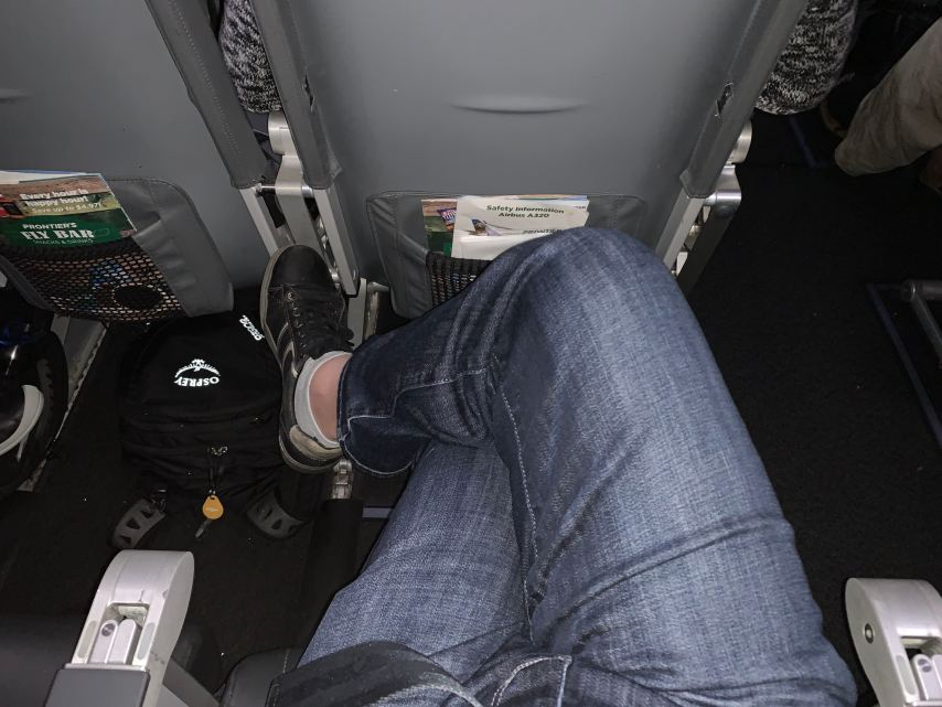 Frontier Stretch Seat