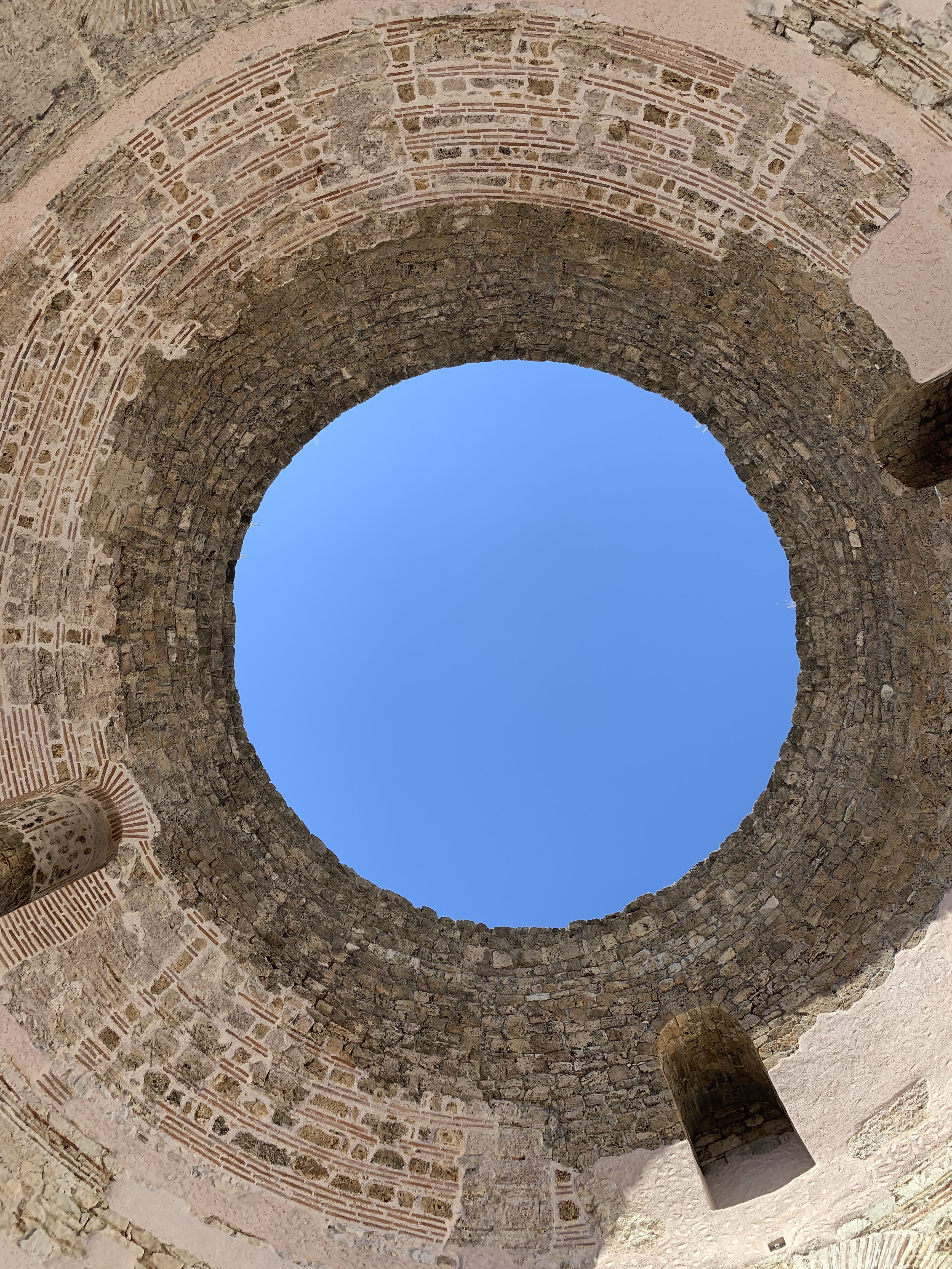 Diocletian's Palace Ceiling