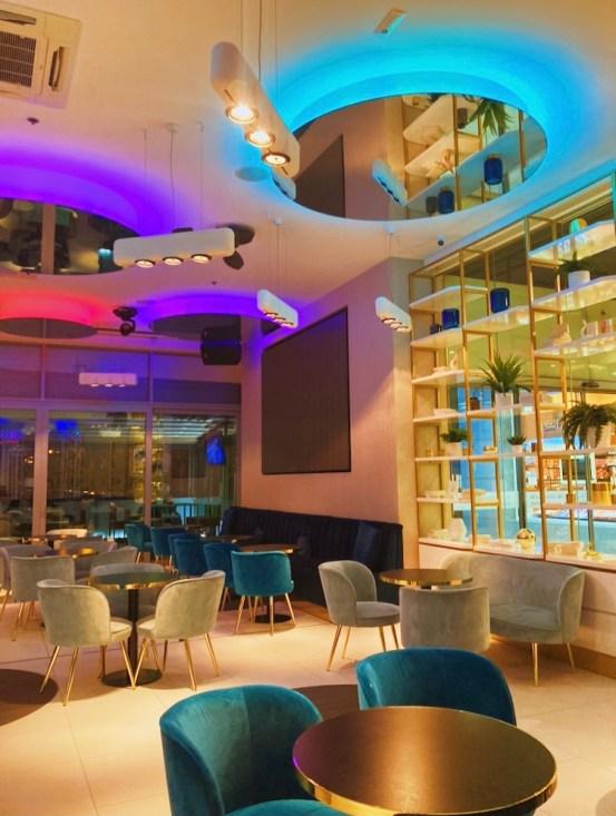 Plaza Bar Lounge coworking in Zagreb Croatia