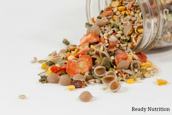 Dry Soup Mixes For Long-Term Storage