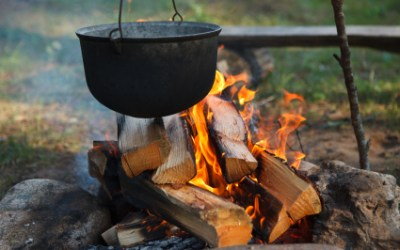 Alternative Cooking Sources for SHTF Planning