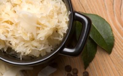 A Fermenting Staple: Old Fashioned Sauerkraut