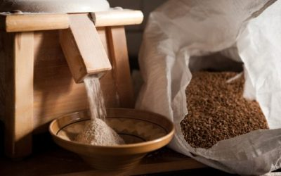 Five Alternate Uses for your Manual Wheat Grinder