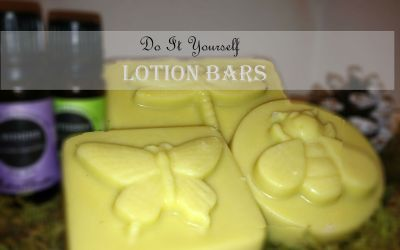 DIY Lotion Bars