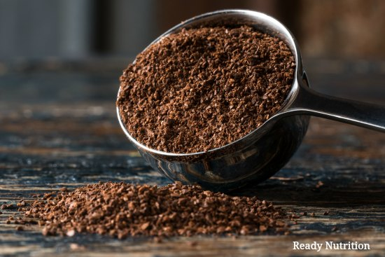 Wondering what to do with your used coffee grounds? Here are 14 clever ways to use coffee grounds in the garden, in the home, and for beauty! #ReadyNutrition #MindfulLiving