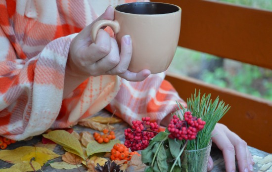 Warm Drinks for the Chilly Season
