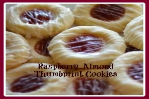 12 Days of Christmas Cookies: Thumbprint Cookies
