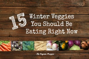 Infographic: 15 Winter Veggies You Should Be Eating Right Now