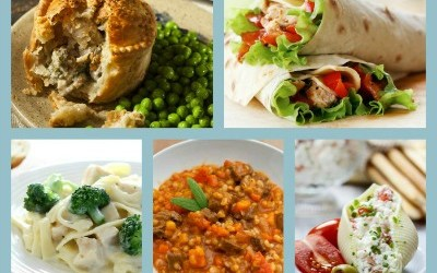 SOS:Simple Make-Ahead Freezer Meals For the Busy Mom, Part 1