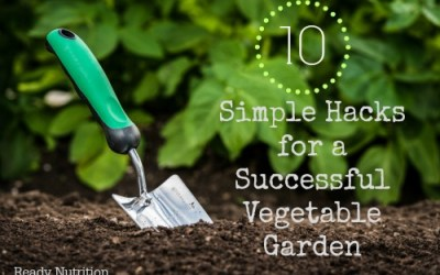 10 Simple Hacks for a Successful Vegetable Garden