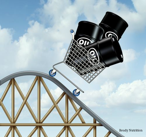 """Expert Warns: """"Peak Oil Will Cause Transition Into a Slow Growth Economy."""""""