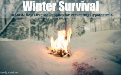 Winter Survival: 10 Must-Have First Aid Supplies for Preventing Hypothermia