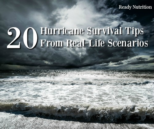20 Hurricane Survival Tips From Real-Life Scenarios