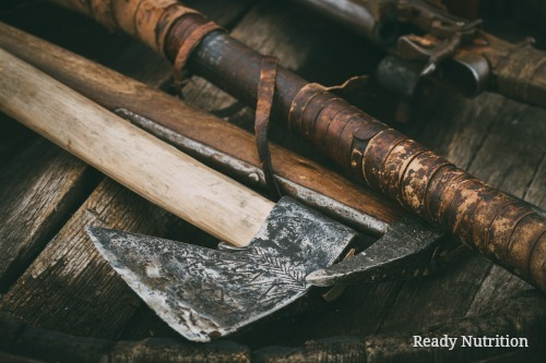 Prepper Blades: Which is Better the Blade vs. Tomahawk?