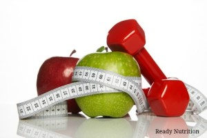 Ready Nutrition - Your Body's Recovery and Why Diet is Paramount Pin
