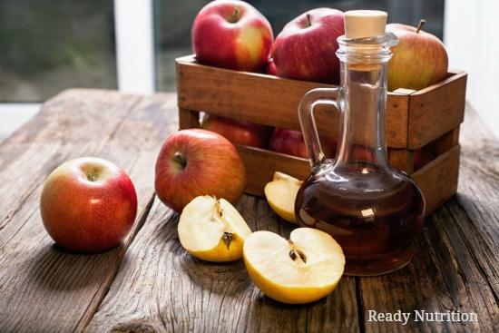 Apple cider vinegar boasts numerous health benefits and it's a super food that can be used towards natural medicine.
