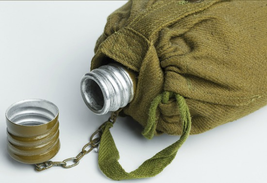 Ready Nutrition - BPA free drinking canteens for bug out bag