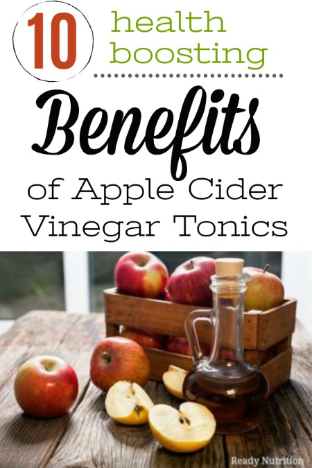 Apple cider vinegar has a fairly lengthy history when it comes to natural home remedies. It has been touted as a cure-all for almost everything; from helping blood pressure issues, fungal infections, to sore throats and even weight loss.  #ReadyNutrition #HealthyLiving #ACV