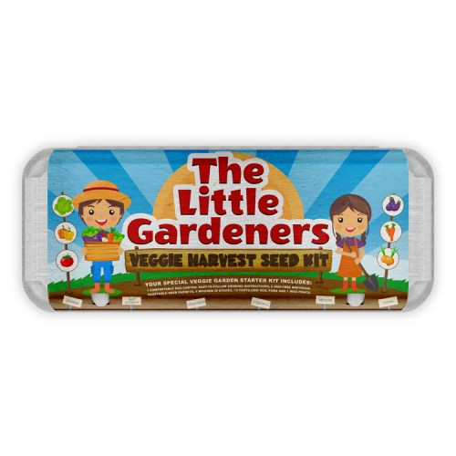 Ready Nutrition Garden Starter Kit For Kids