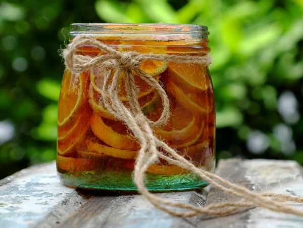 Homemade Slippery Elm Cough Elixir