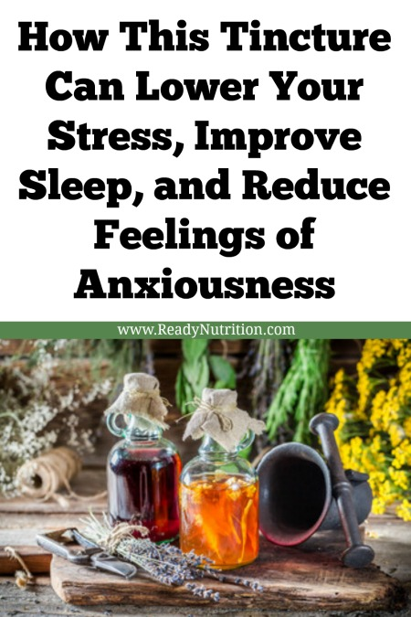 """As humans drift toward a more holistic and natural approach to health and wellness, herbal tinctures grab some of the spotlights. And as stress becomes a bigger concern for so many, Ready Nutrition's """"California Chill"""" can provide some much-needed calm in our ever stressful lives. #ReadyNutrition"""