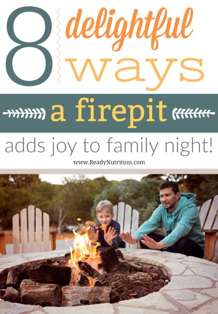 8 Delightful Ways a Fire Pit Adds Joy to Family Night
