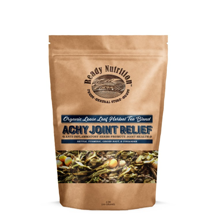 Ready Nutrition™ Achy Joint Relief Loose Tea Blend for Sore and Inflamed Joints
