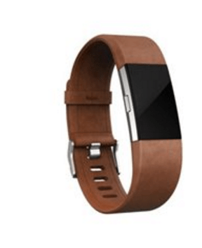 Option 4&5: Fitbit.com // Fitbit Charge 2 Leather Band. $90 CAD.