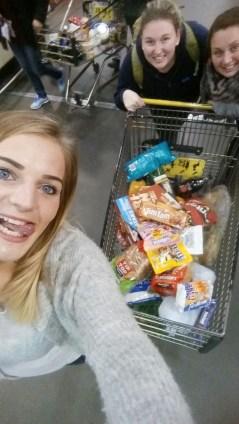 Unser gesunder Einkauf - TIM TAMS!
