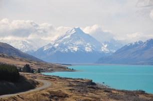Wir begeben uns auf den Weg zu Mt. Cook, einer meiner Lieblingsgegenden