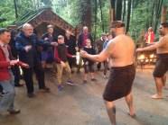 Rotorua beweist mal wieder, dass die maori Kultur einfach klasse ist!