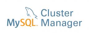 MySQL_Cluster_Manager