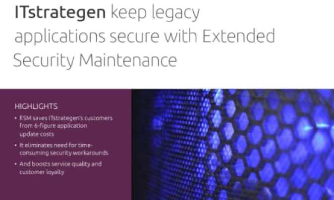 ITstrategen security